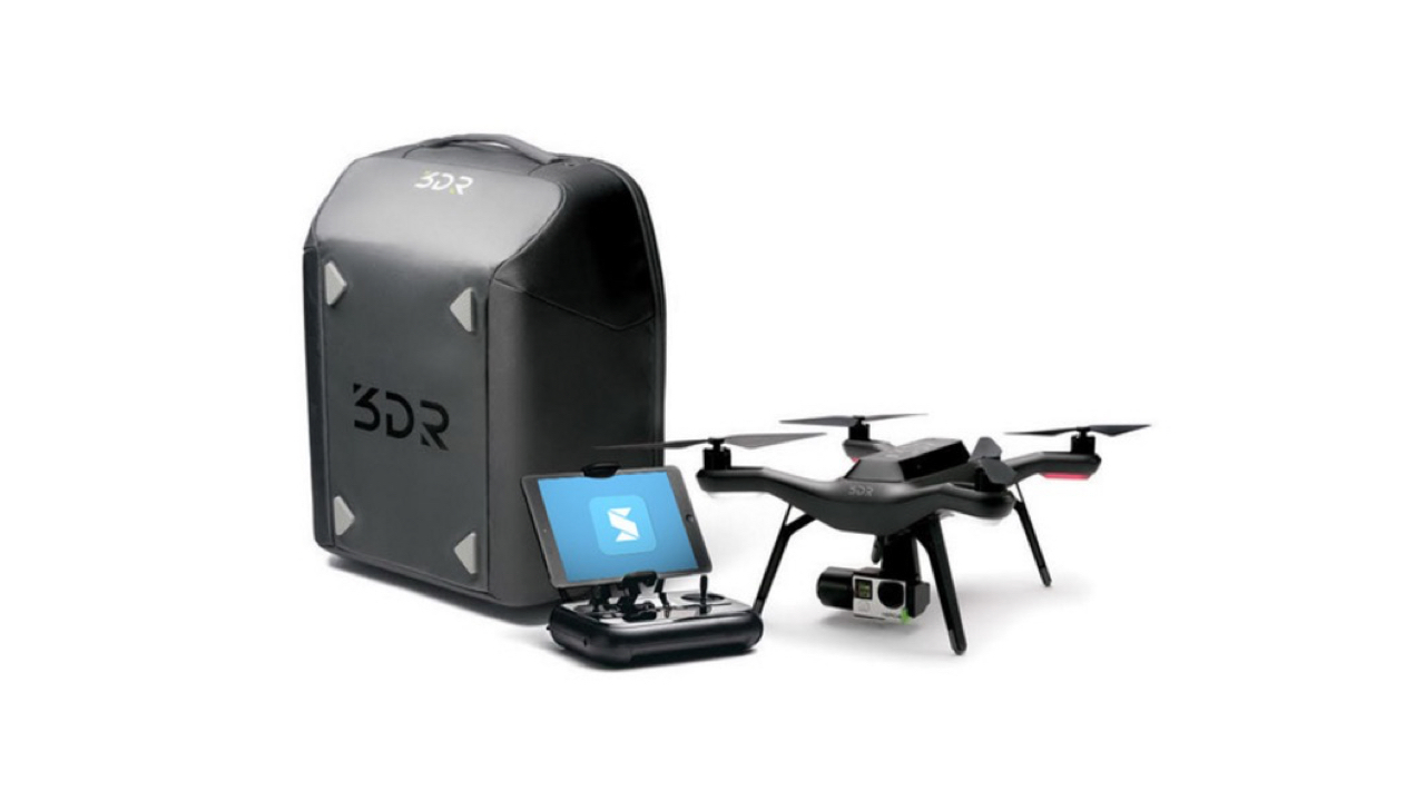 3DR Announces Site Scan