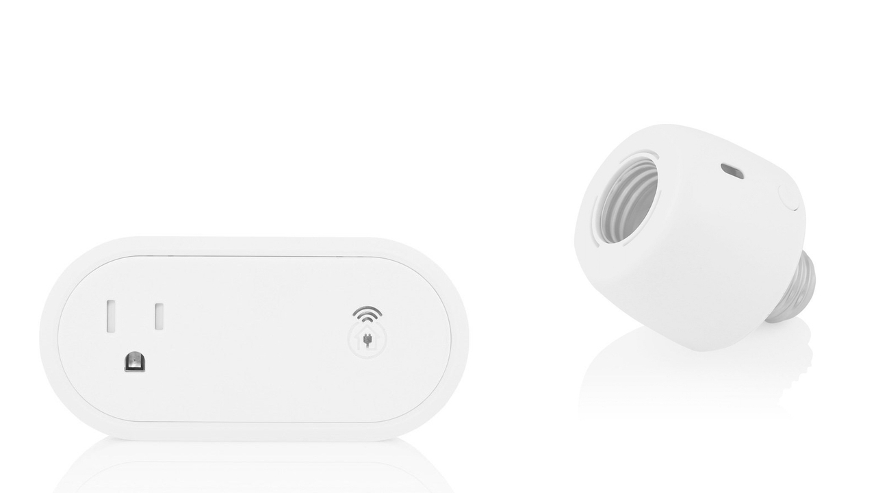 Incipio CommandKit Smart Outlet and Smart Light Bulb Adapter