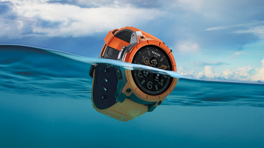 Nixon Announces The Mission: World's First Action Sports Smartwatch