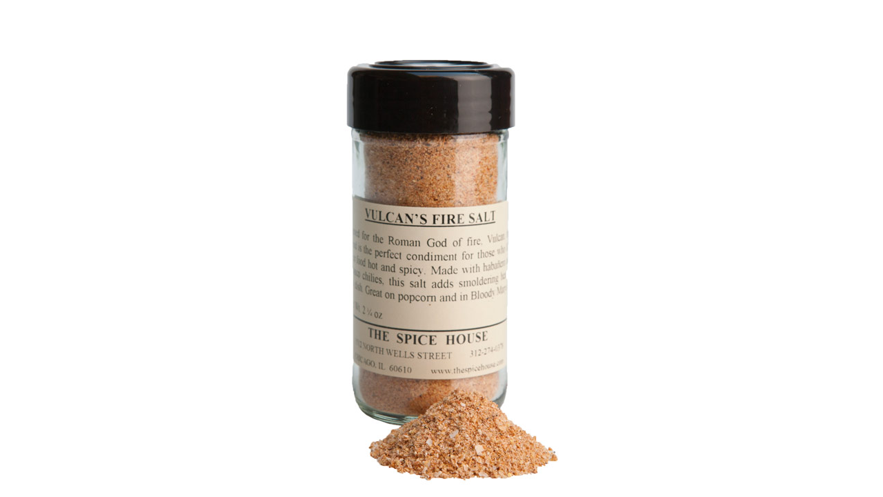 Vulcan's Fire Salt by The SpiceHouse