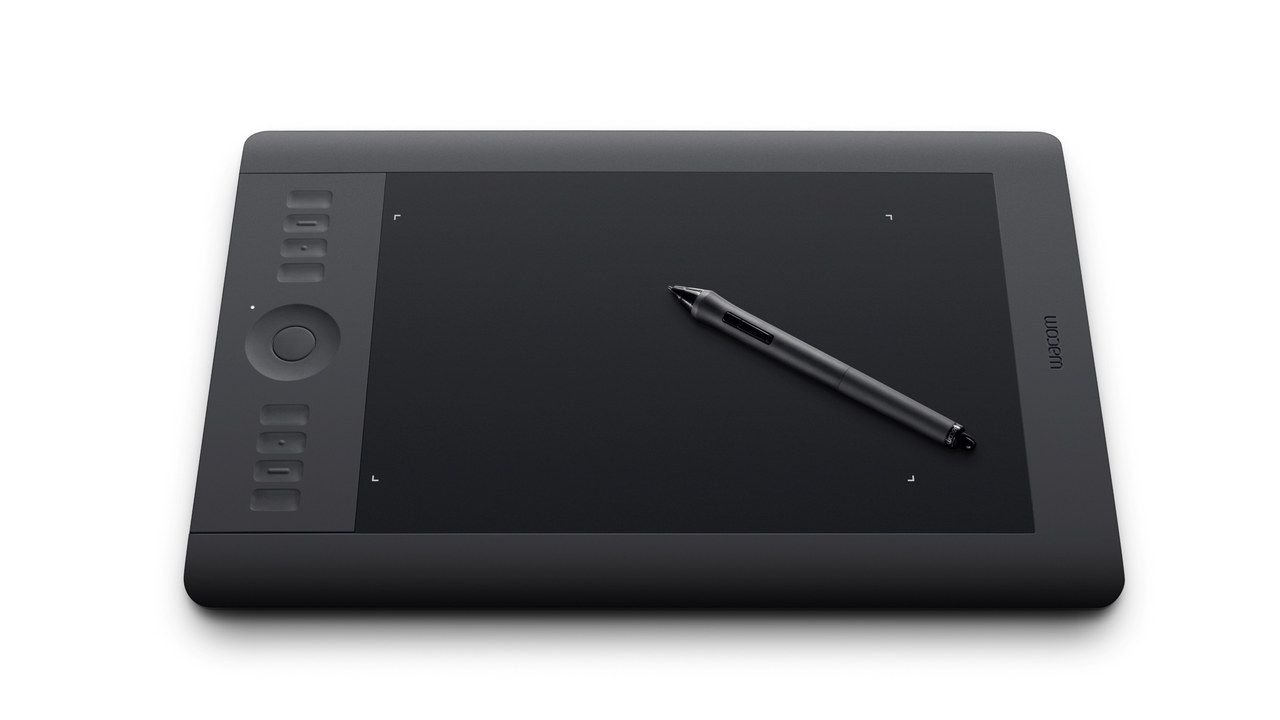Wacom Intuos 5 Digital Pen Tablet