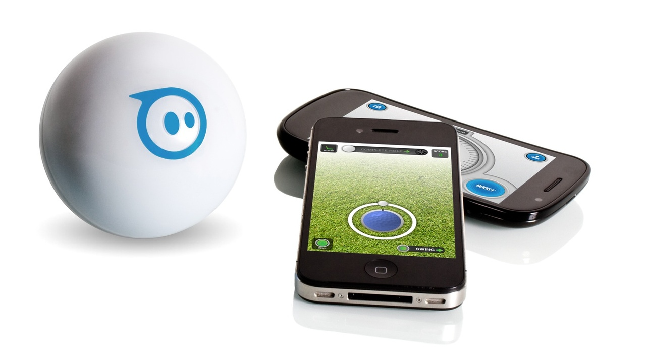 Sphero iOS and Android Controlled Ball