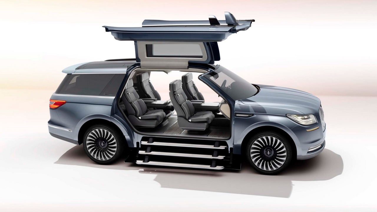 Lincoln all-new Navigator Concept
