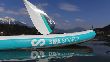 SipaBoards AIR Reinvents the Inflatable SUP