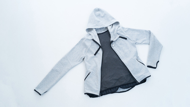 AiraWear: World's First Smart Massaging Hoodie