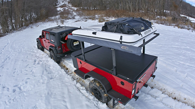 XVENTURE Off-Road Trailer from Schutt Industries