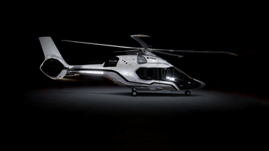 Airbus Introduces 22 Million H160 VIP Version at EBACE