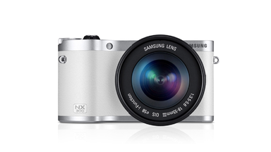 Samsung NX300 3D Ready Camera