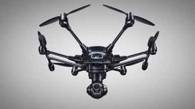 Yuneec Typhoon H Drone with Intel RealSense Technology