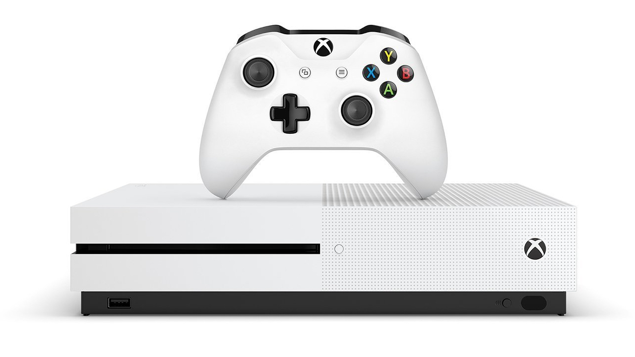 The All New Xbox One S