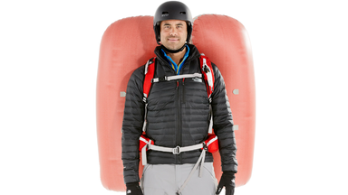 The North Face Patrol Avalanche Airbag Pack