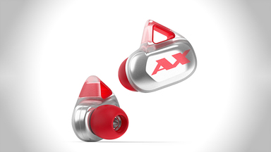 Axum Gear Wireless Earbuds with M-voiD Technology