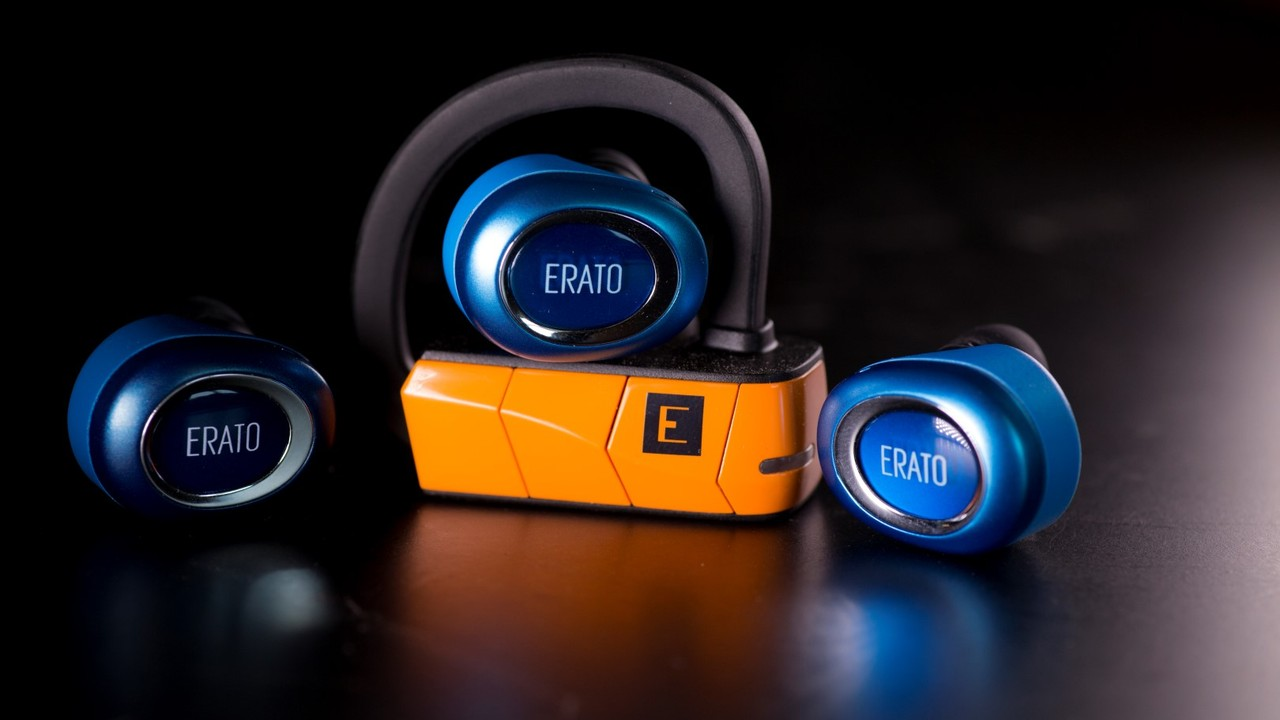 Erato Audio Muse 5 and Rio 3