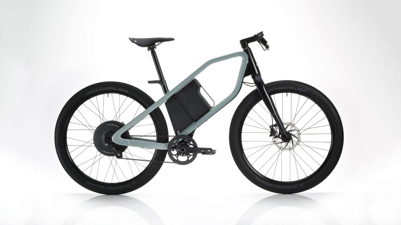 "Klever Unveils Model ""X"" E-Bike"