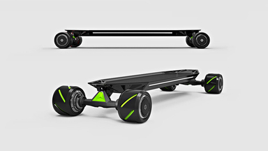 ACTON Announces Blink QU4TRO with Four-Wheel Drive