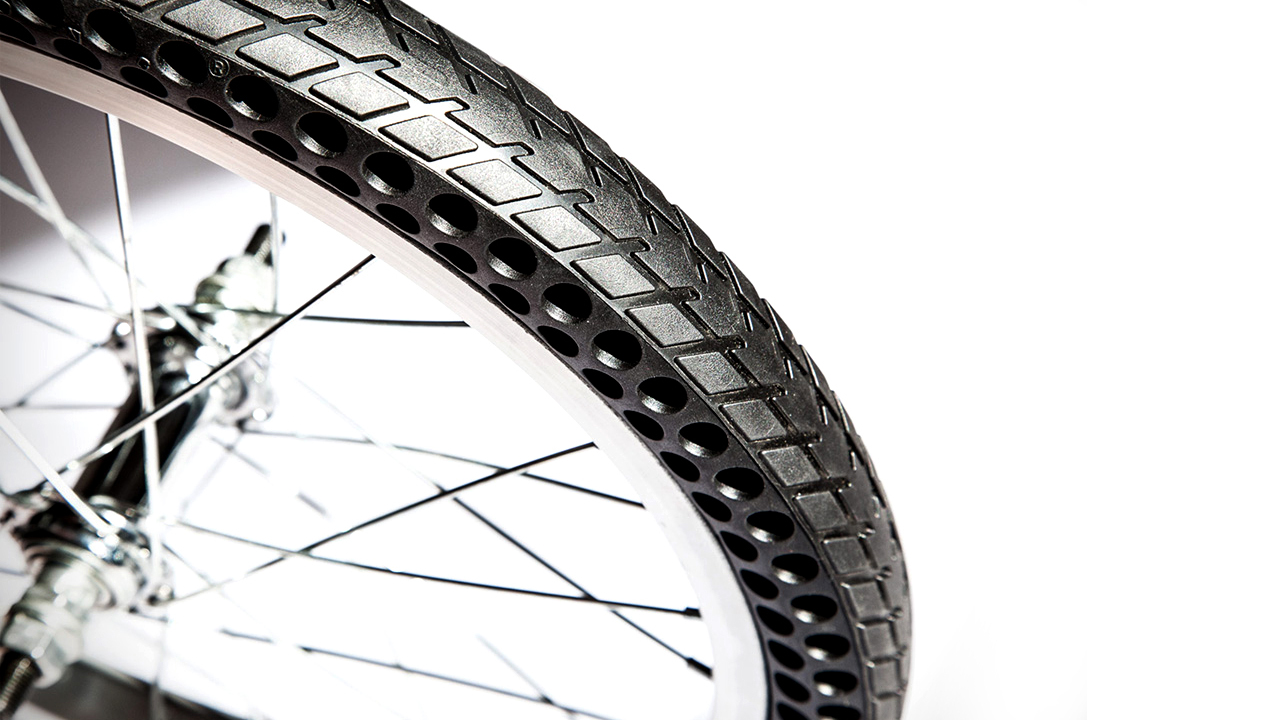 Nexo Tires & Ever Tires: Puncture-Proof Bike Tires