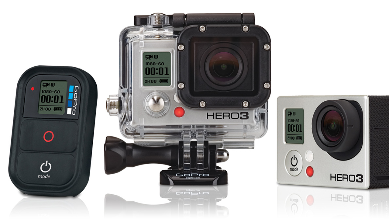 GoPro Hero3 Digital Camera