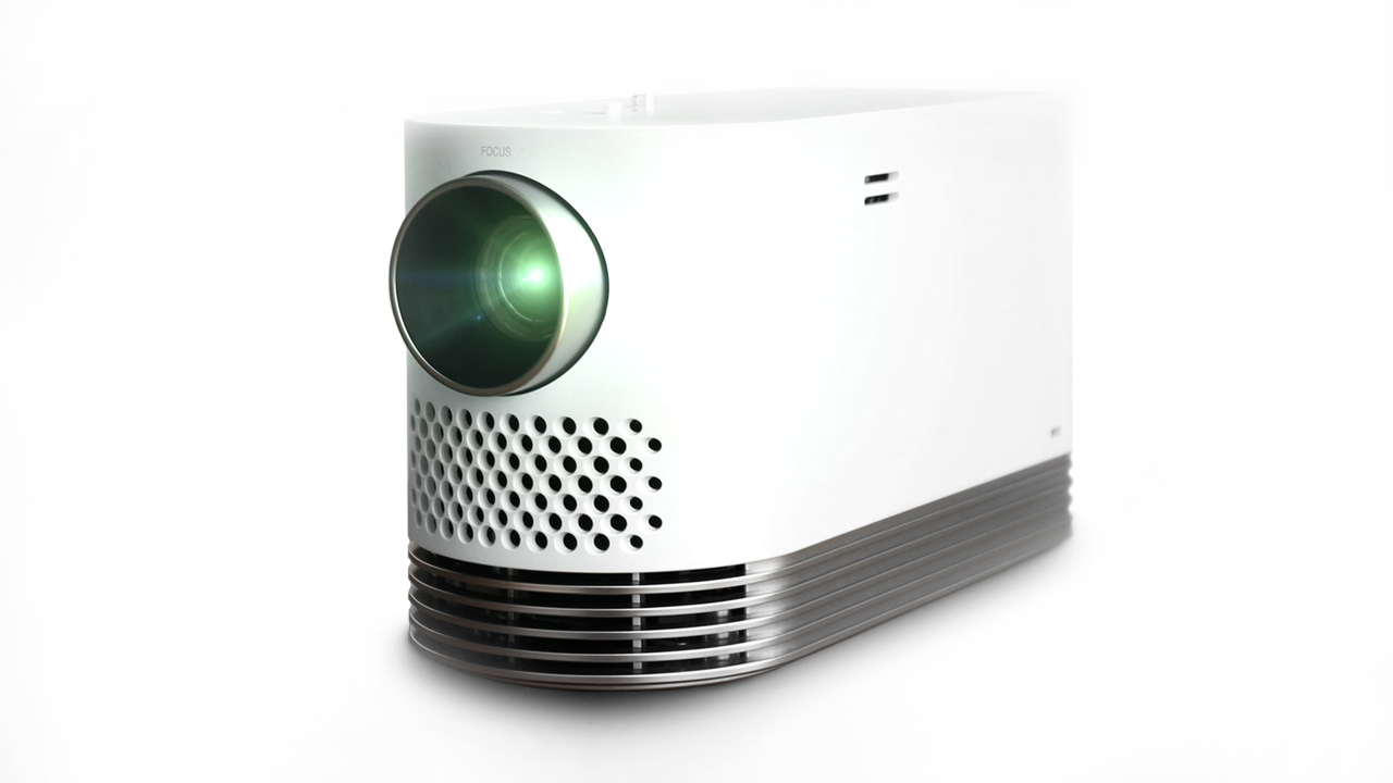 LG Electronics to Unveil ProBeam at CES: It's First Compact Laser Projector