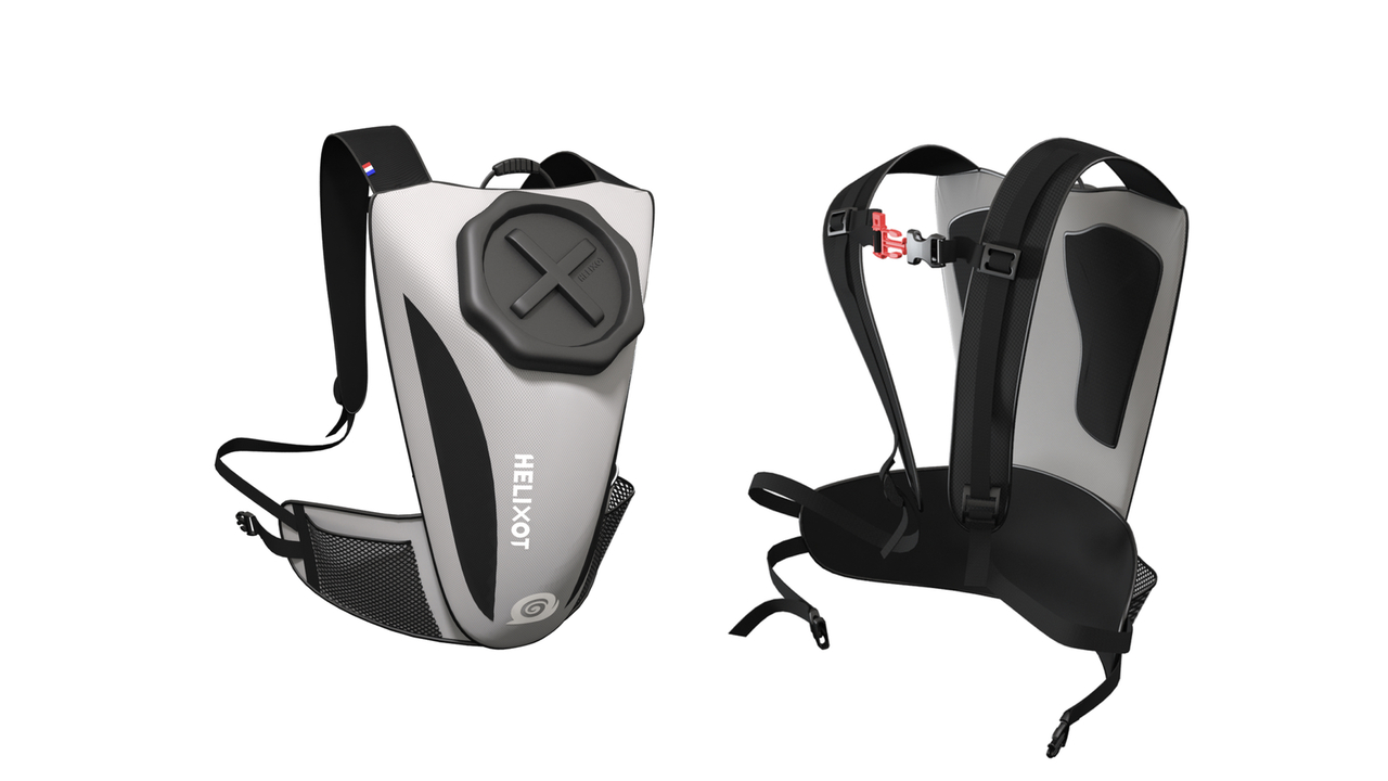 Helixot XO 6.2 Backpack