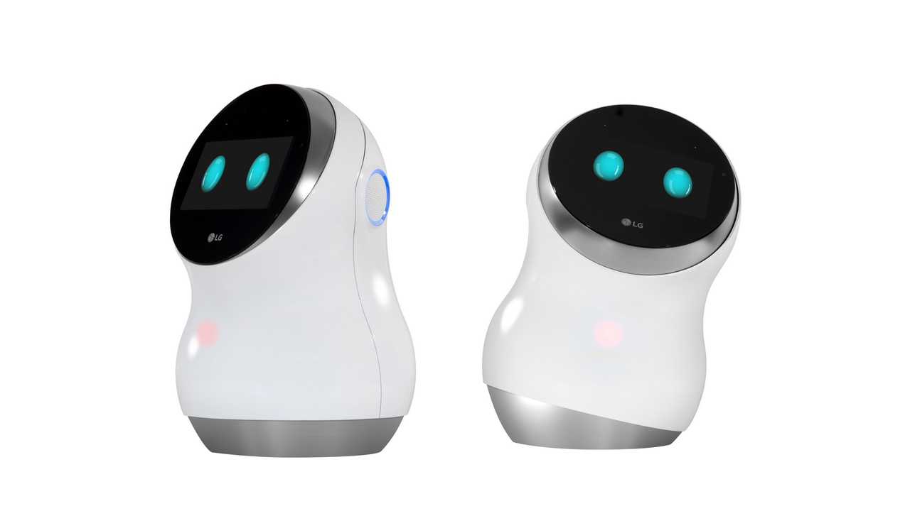 LG Hub Robot for the Connected Home