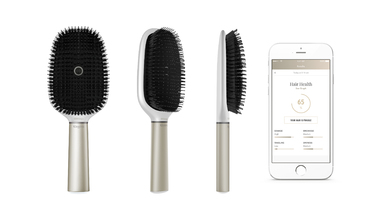 Kérastase Hair Coach Smart Brush Powered by Withings