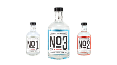 Industry City Distillery Vodka