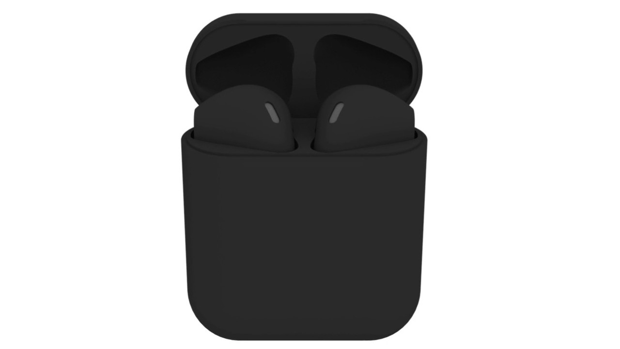 Blackpods Airpods