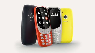 The Nokia 3310 is Reborn