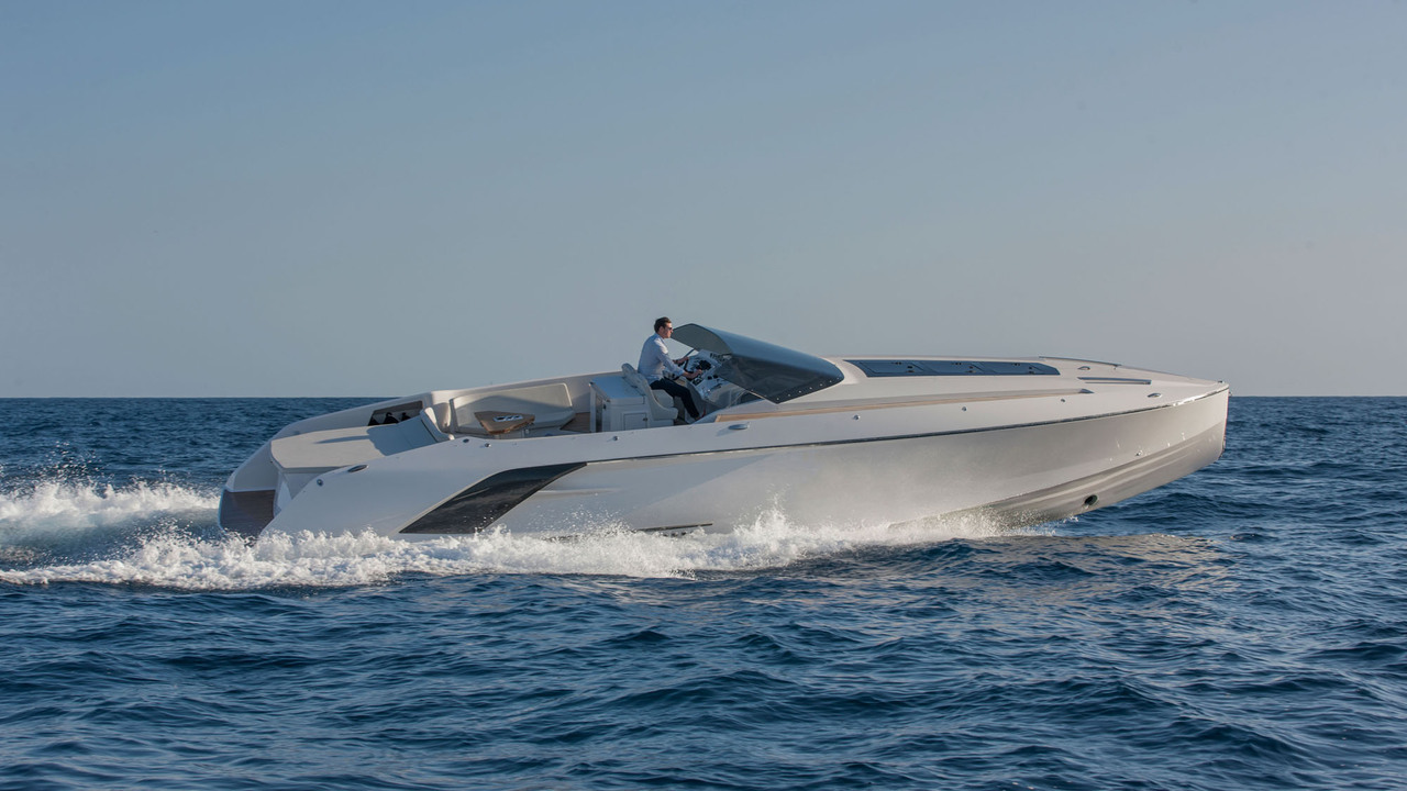 Frauscher Shipyard and TIMELESS Present a Limited Edition Frauscher 1414 Demon