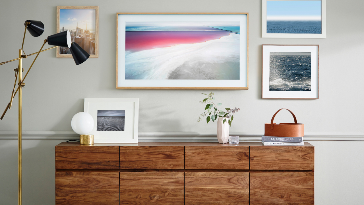 Samsung's Frame TV Coming this Spring