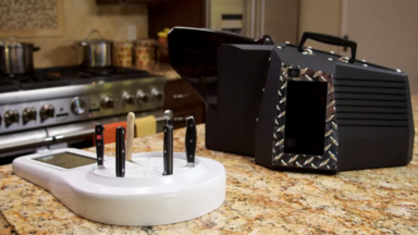 Knife Robot: World's First Auto Knife Sharpener
