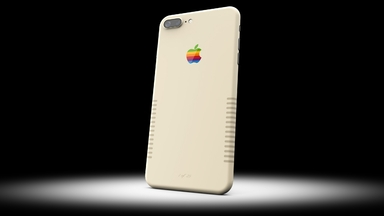 ColorWare Unveils 'iPhone 7 Plus Retro Edition