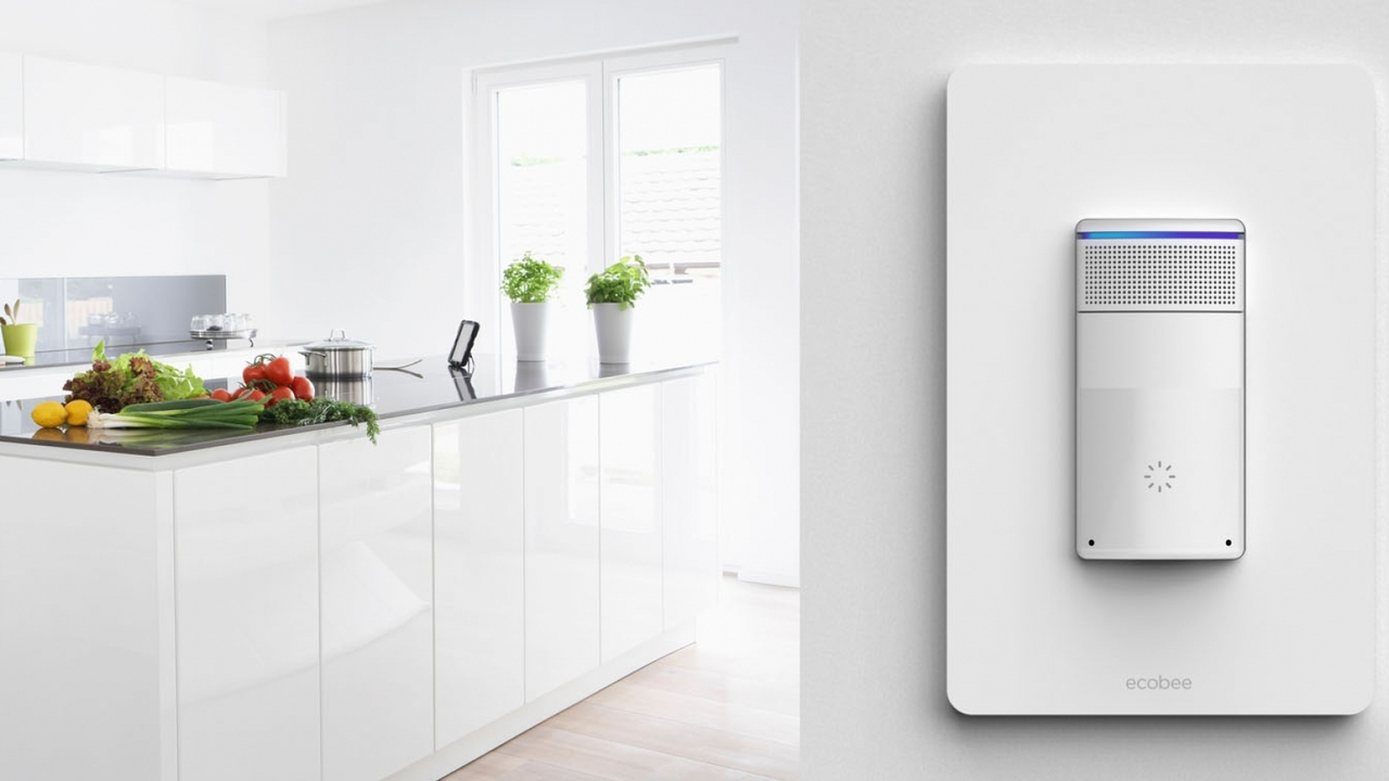 Ecobee Voice-Enabled Smart Light Switch