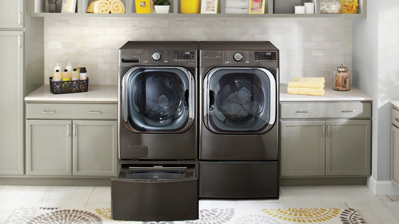 LG Introduces Next Generation of Laundry with new AI Powered Washer