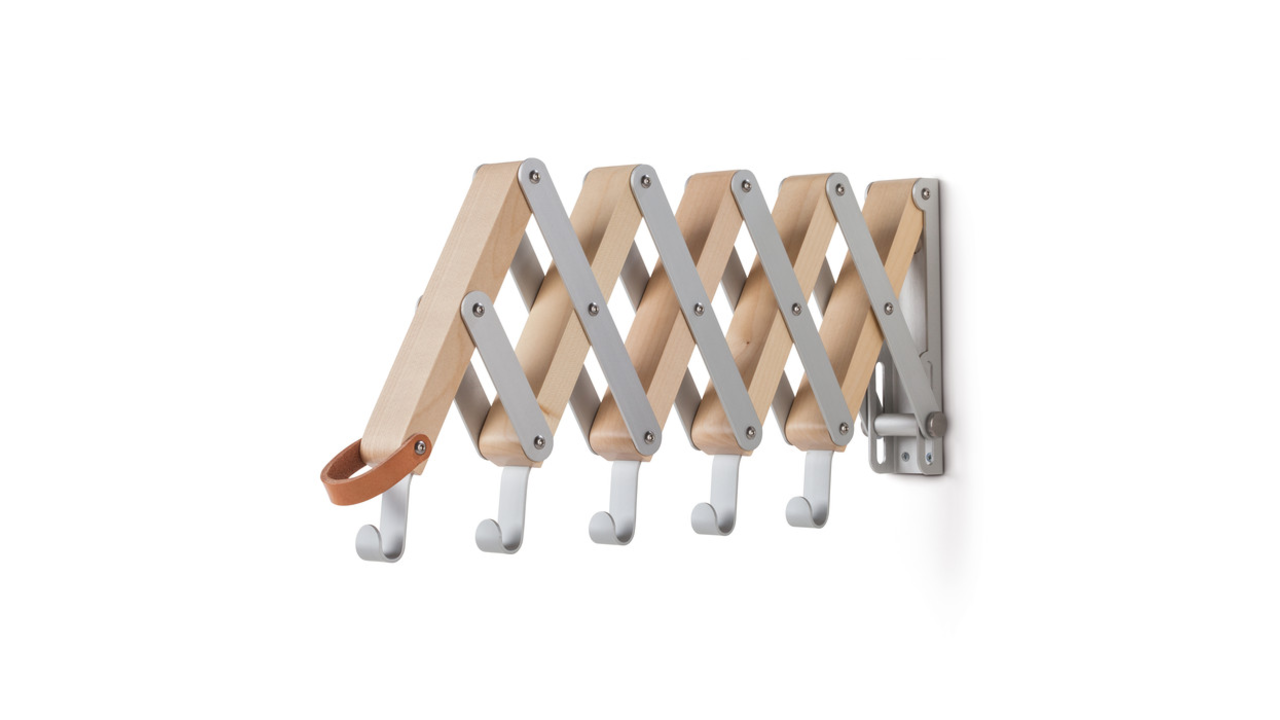 Collapsible Garment Hanger