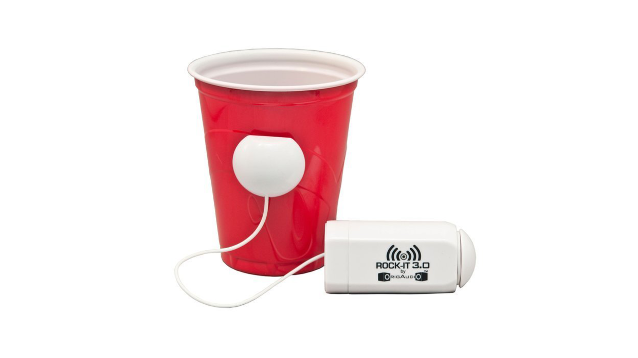 OrigAudio Rock-It Portable 3.0 Vibration Speaker