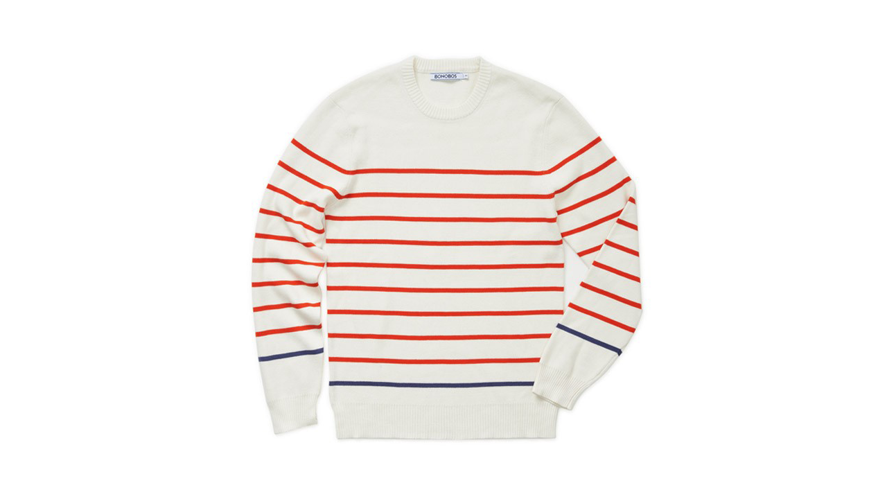 Monaco Bay Crew Neck Sweater