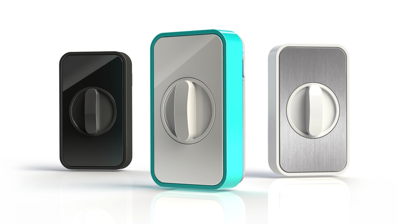 Unlock your Door Wirelessly with Lockitron