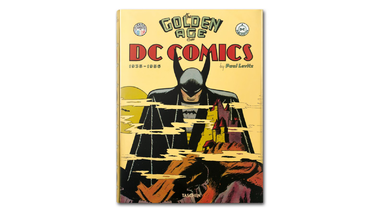 The Golden Age of DC Comics