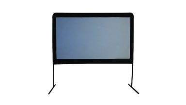 120-Inch Portable Outdoor Movie Theater Screen