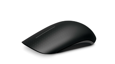 The Microsoft Touch Mouse