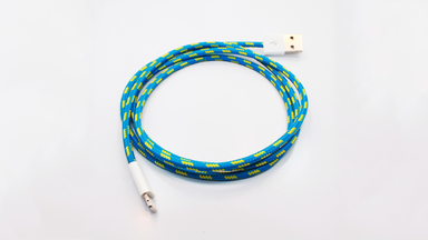 Lightning Cross Stripe Collective Cable