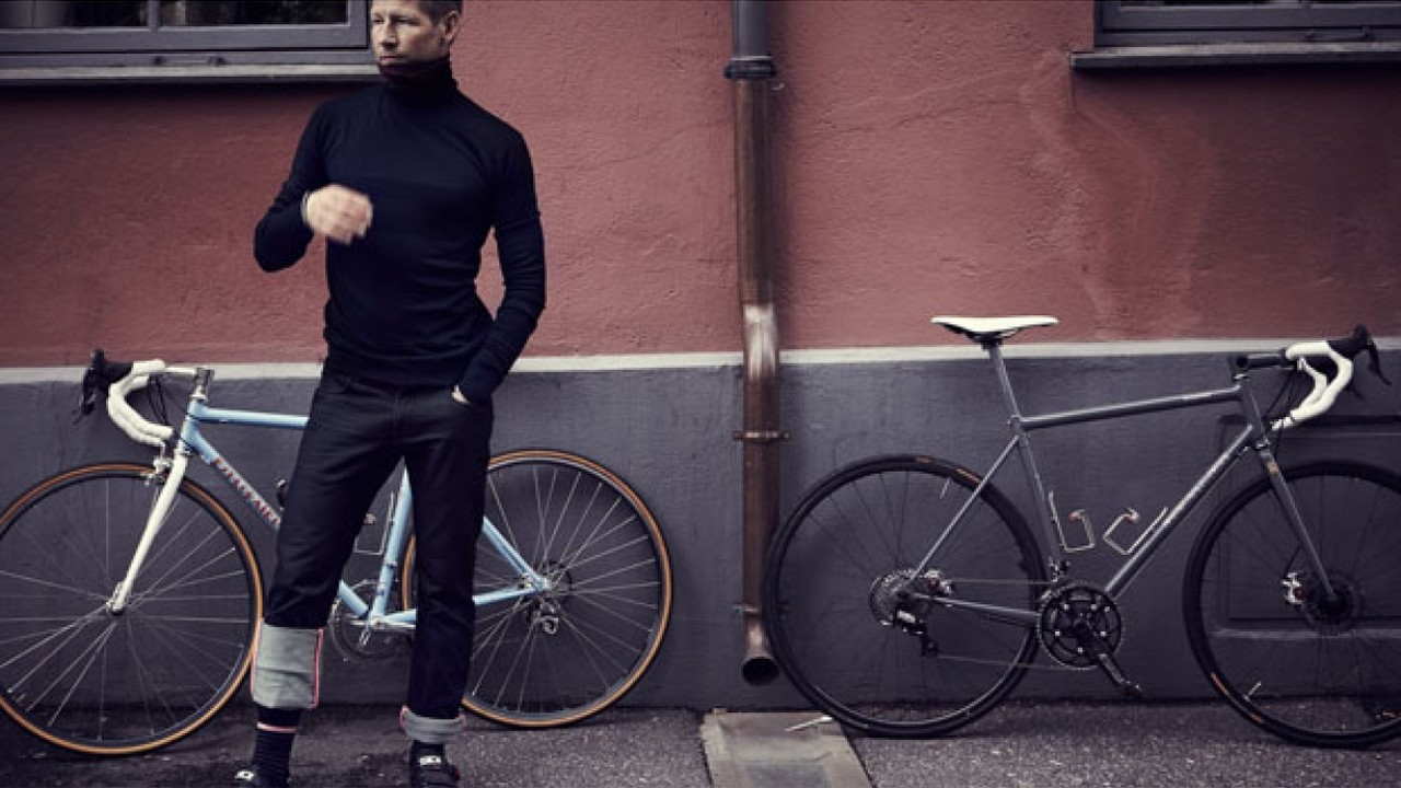 Performance Denim For City Cycling