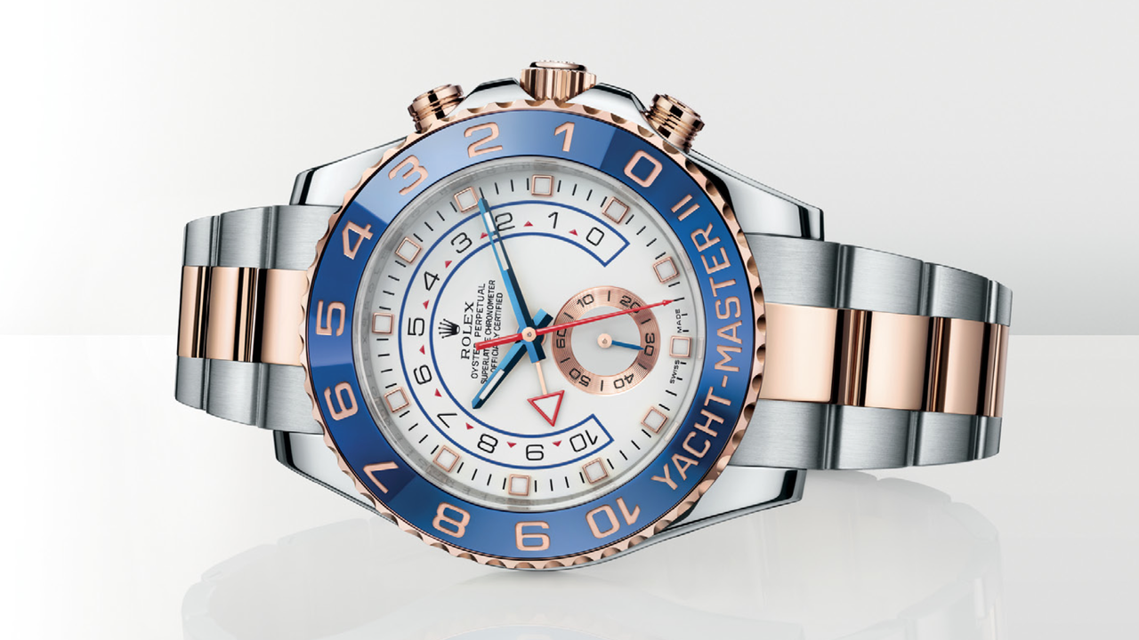 Rolex Oyster Perpetual Yacht-Master II