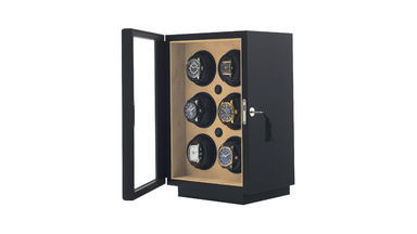 In Safe 6 Watch Winder by Orbita