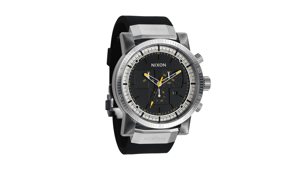 The Magnacon Grand Prix Watch by Nixon