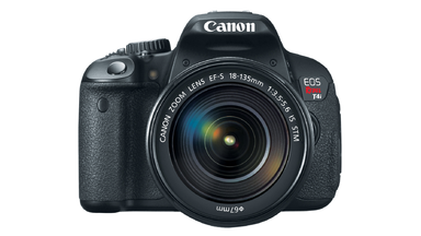 Canon EOS Rebel T4i Digital Camera