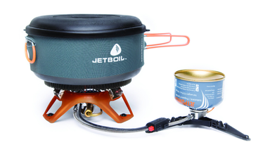 JetBoil Helios Cooking Outdoor System