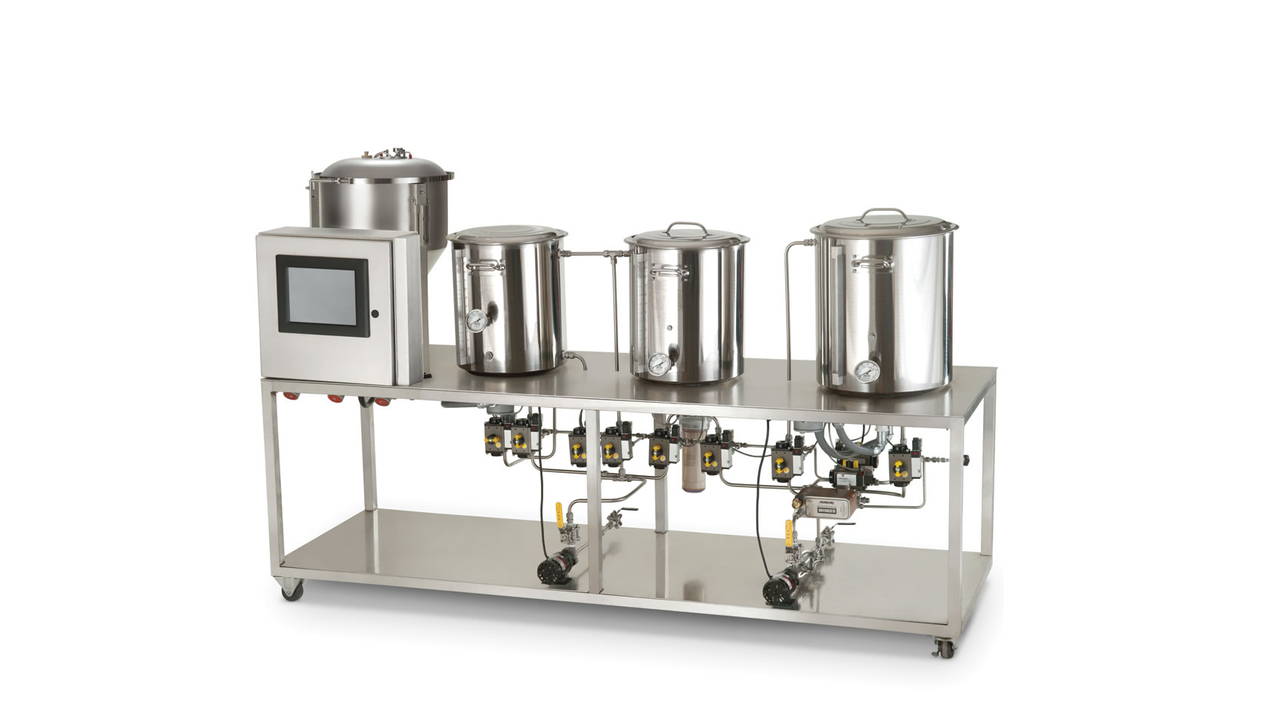 The Professional Home Microbrewery
