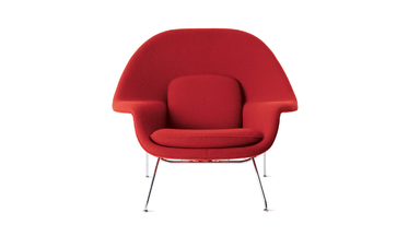 The Womb Chair by Knoll